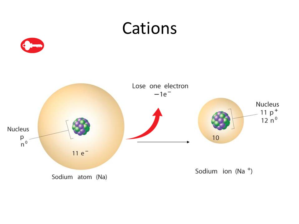 6.3 Cations.