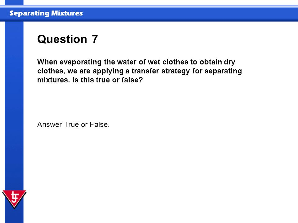 Question 7.