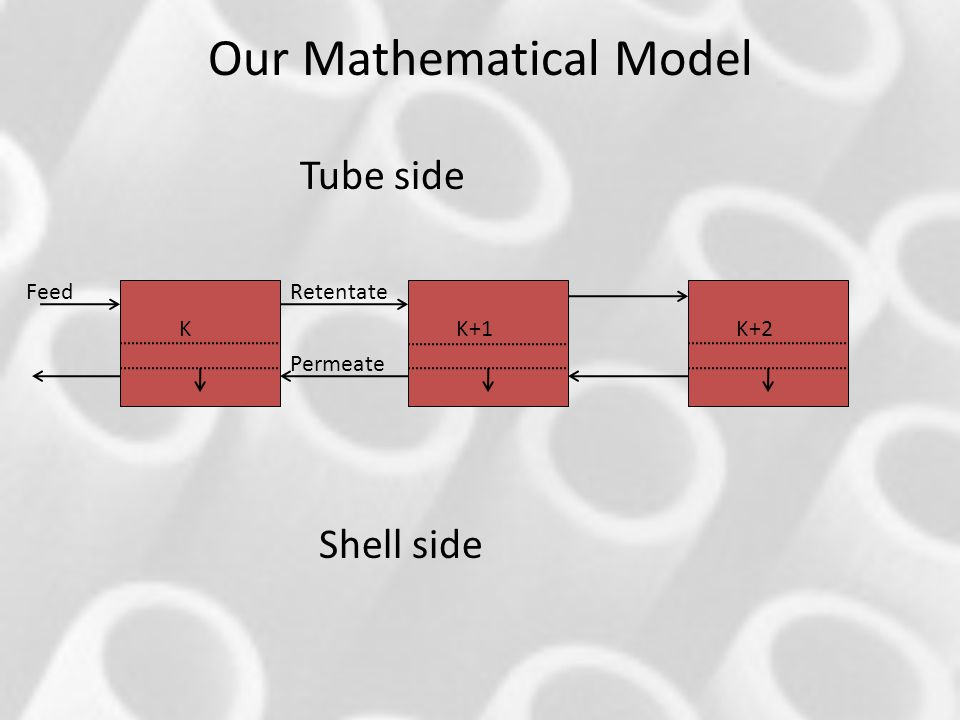Our Mathematical Model