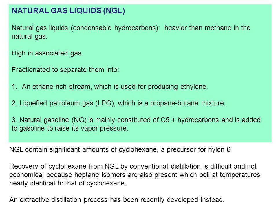 NATURAL GAS LIQUIDS (NGL)