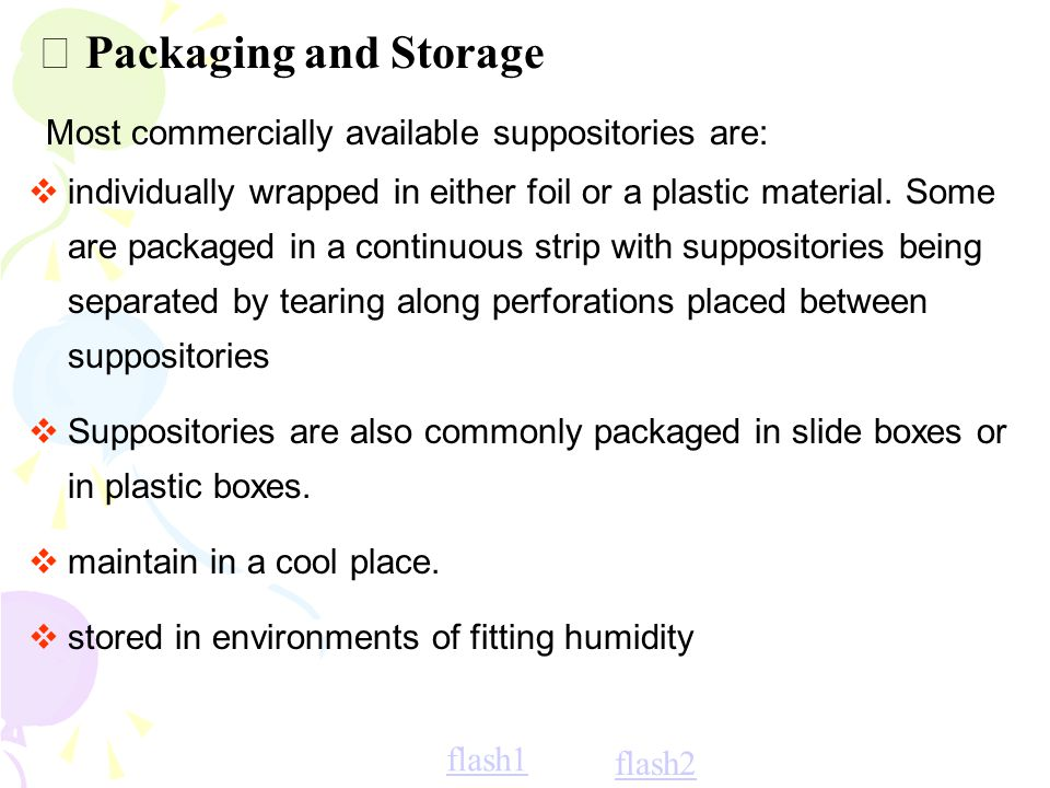 Ⅳ Packaging and Storage