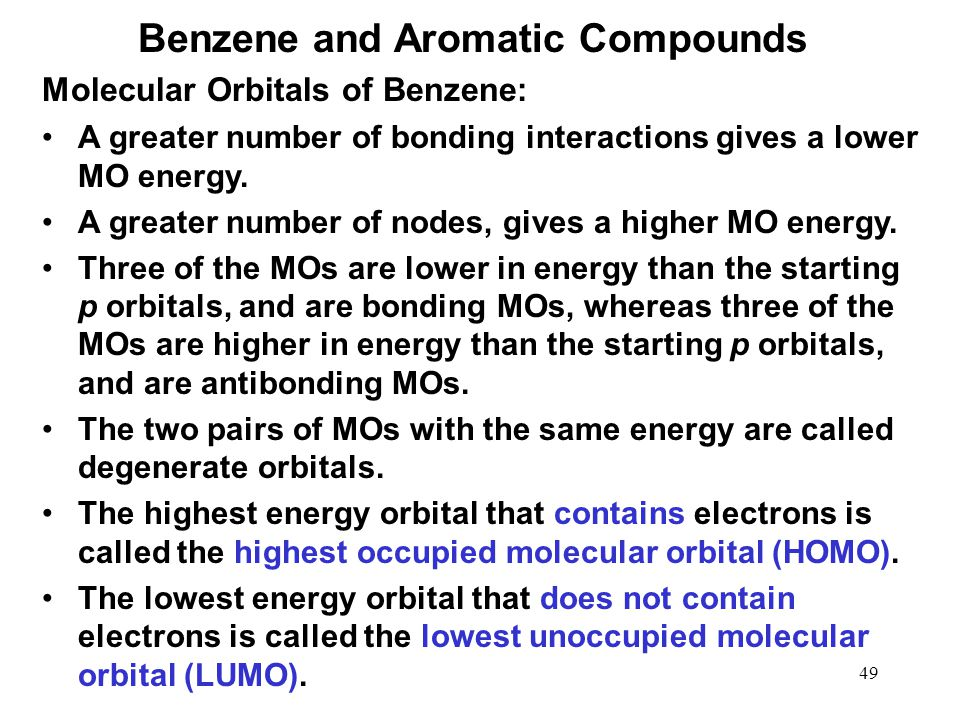 Benzene and Aromatic Compounds
