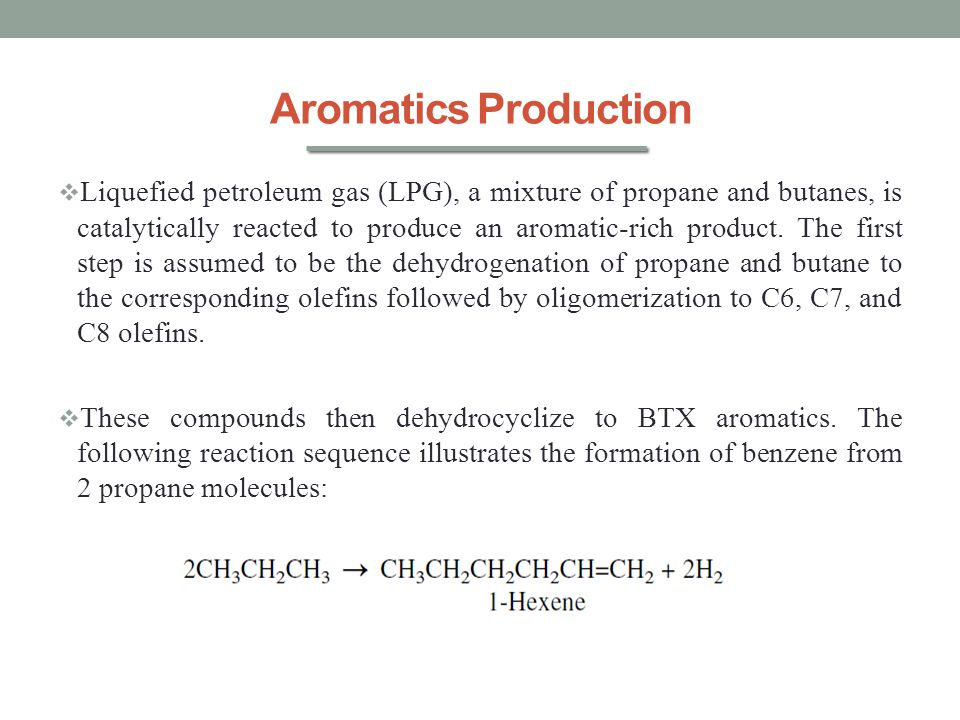 Aromatics Production