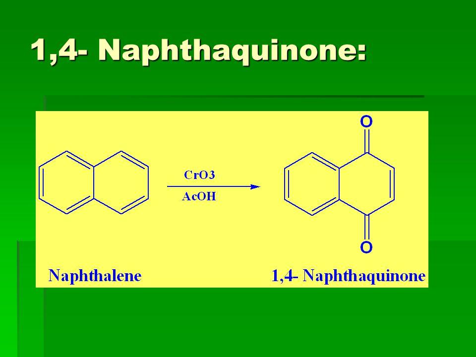 1,4- Naphthaquinone: