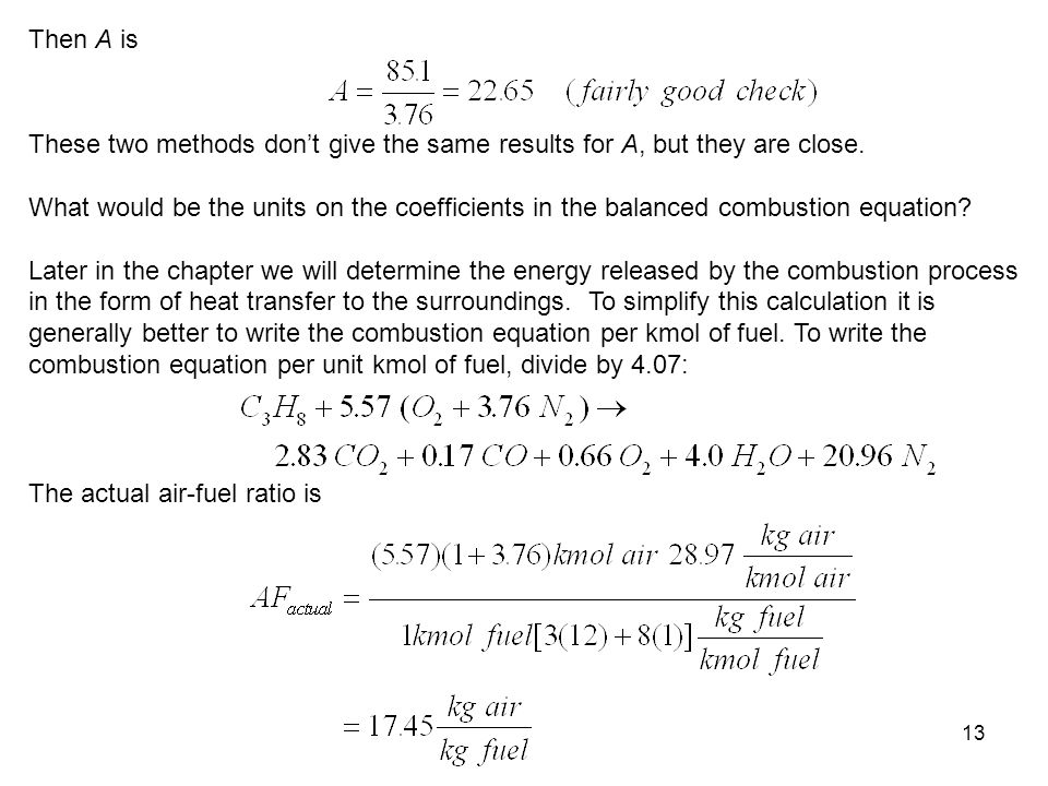 Then A is These two methods don't give the same results for A, but they are close.