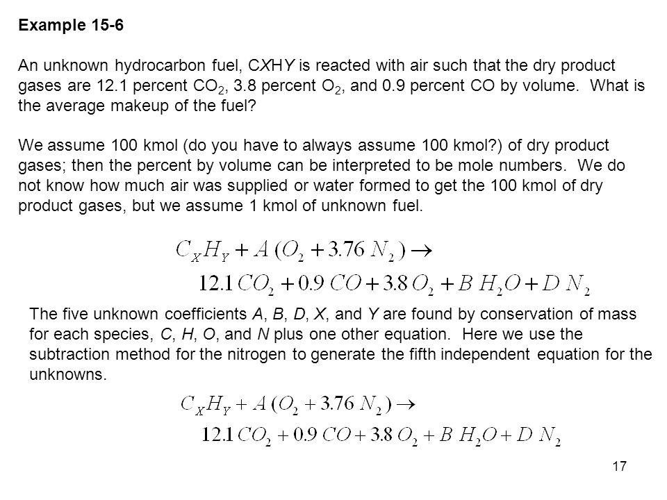Example 15-6
