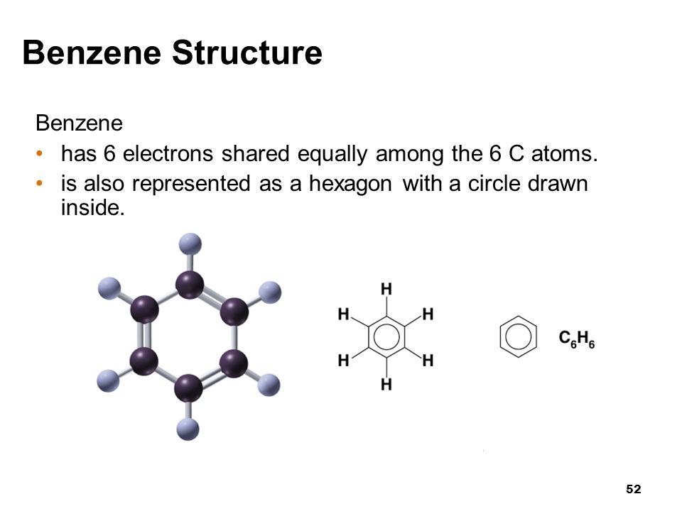 Benzene Structure Benzene