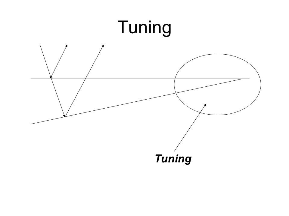 Tuning Tuning