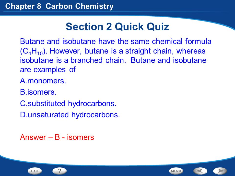 Section 2 Quick Quiz