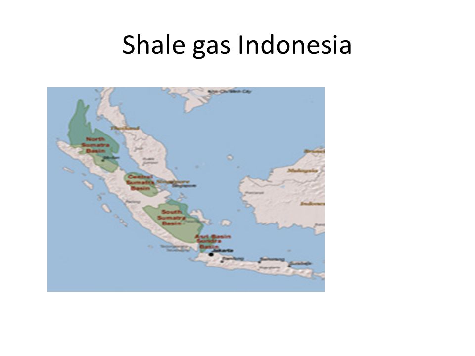 Shale gas Indonesia