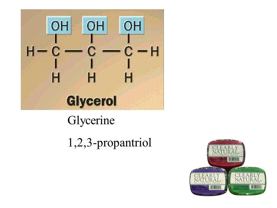 Glycerine 1,2,3-propantriol
