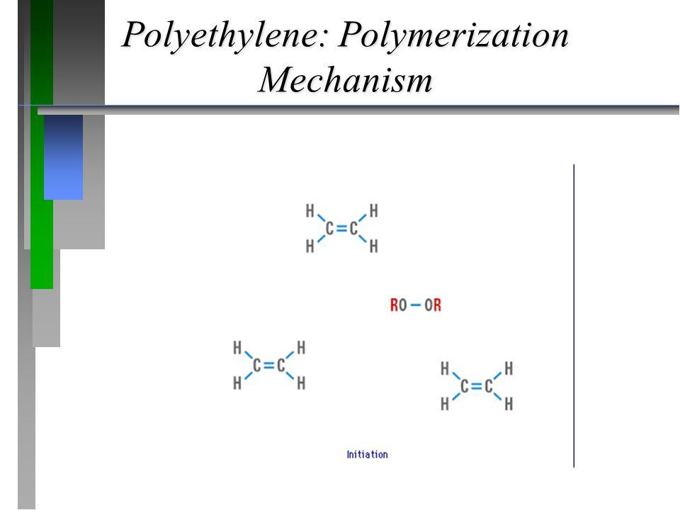 Polyethylene: Polymerization Mechanism