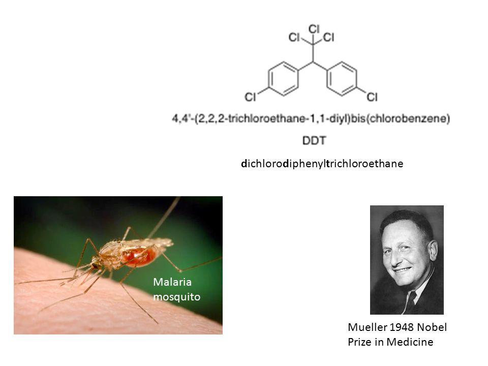 dichlorodiphenyltrichloroethane