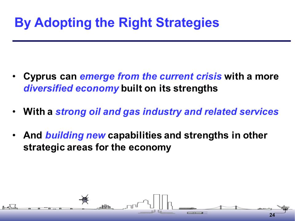 By Adopting the Right Strategies