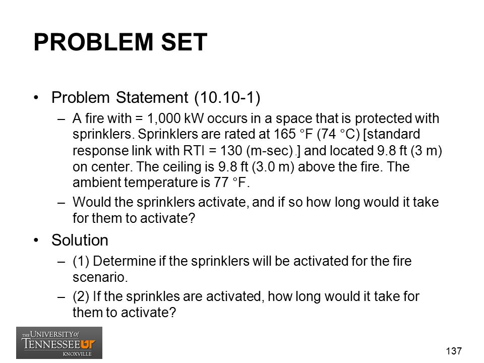 PROBLEM SET Problem Statement (10.10-1) Solution