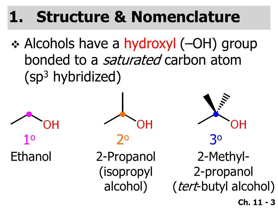 Structure & Nomenclature