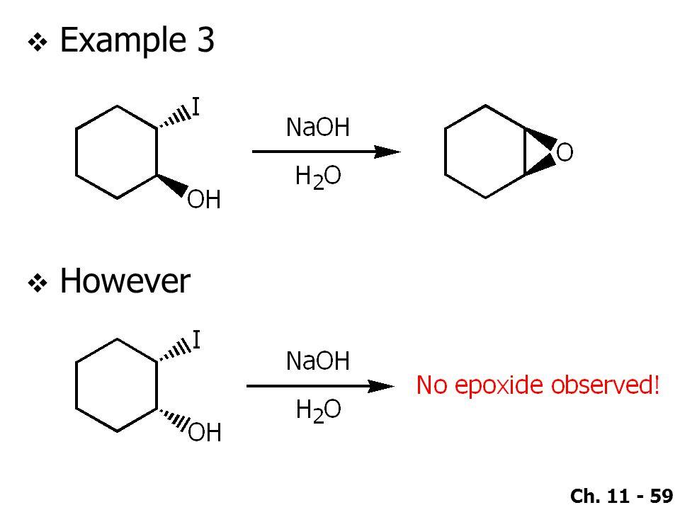 Example 3 However