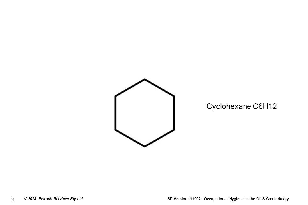 Cyclohexane C6H12