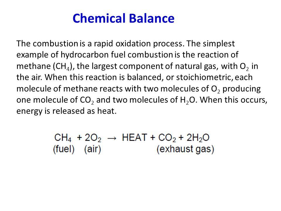 Chemical Balance