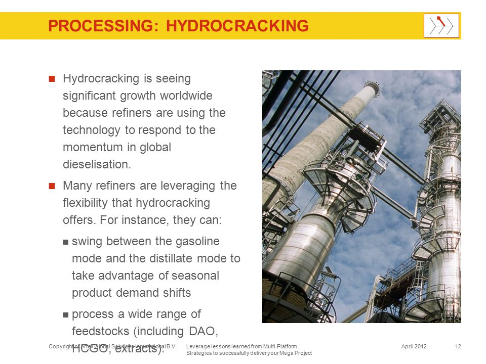 PROCESSING: Hydrocracking