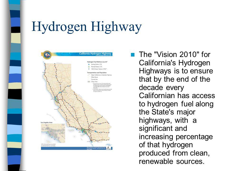 Hydrogen Highway