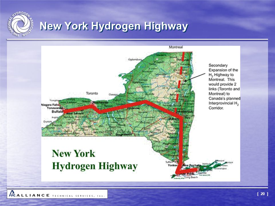 New York Hydrogen Highway