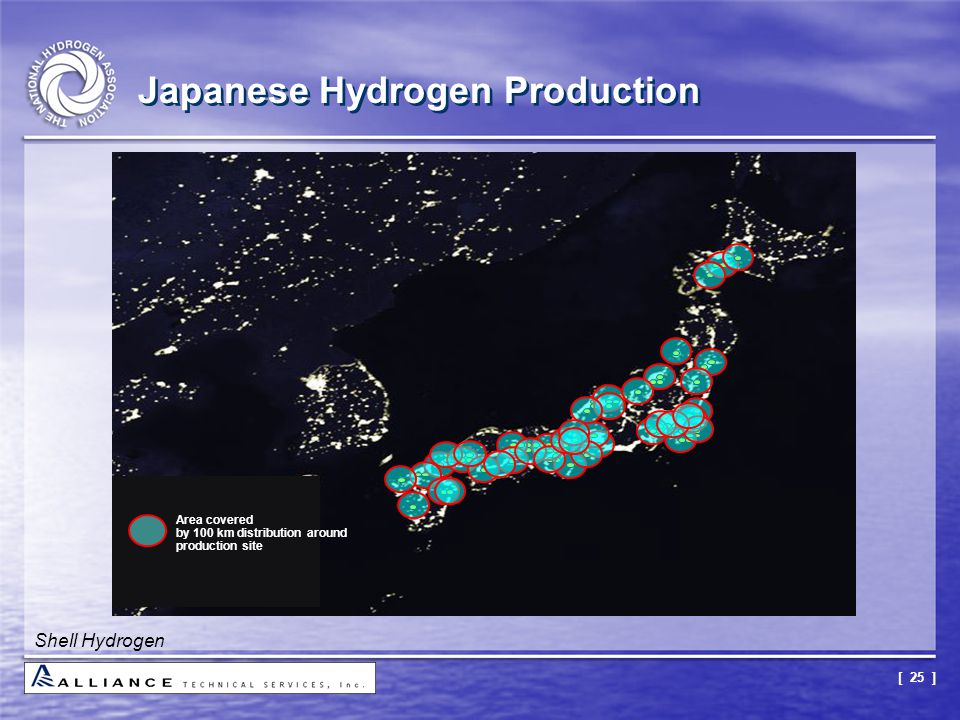 Japanese Hydrogen Production