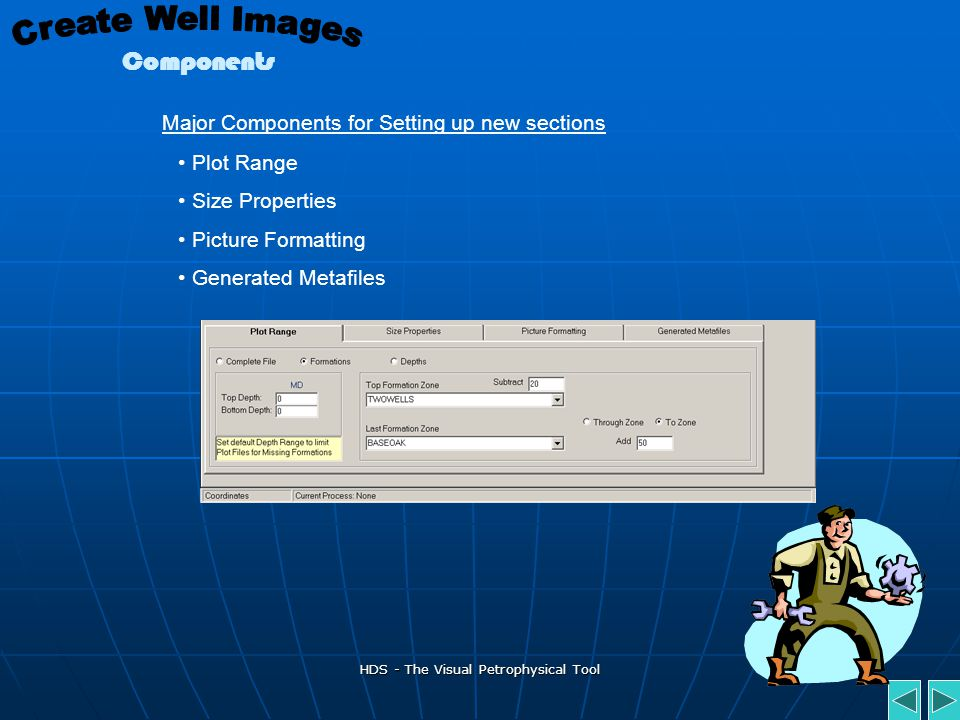 HDS - The Visual Petrophysical Tool