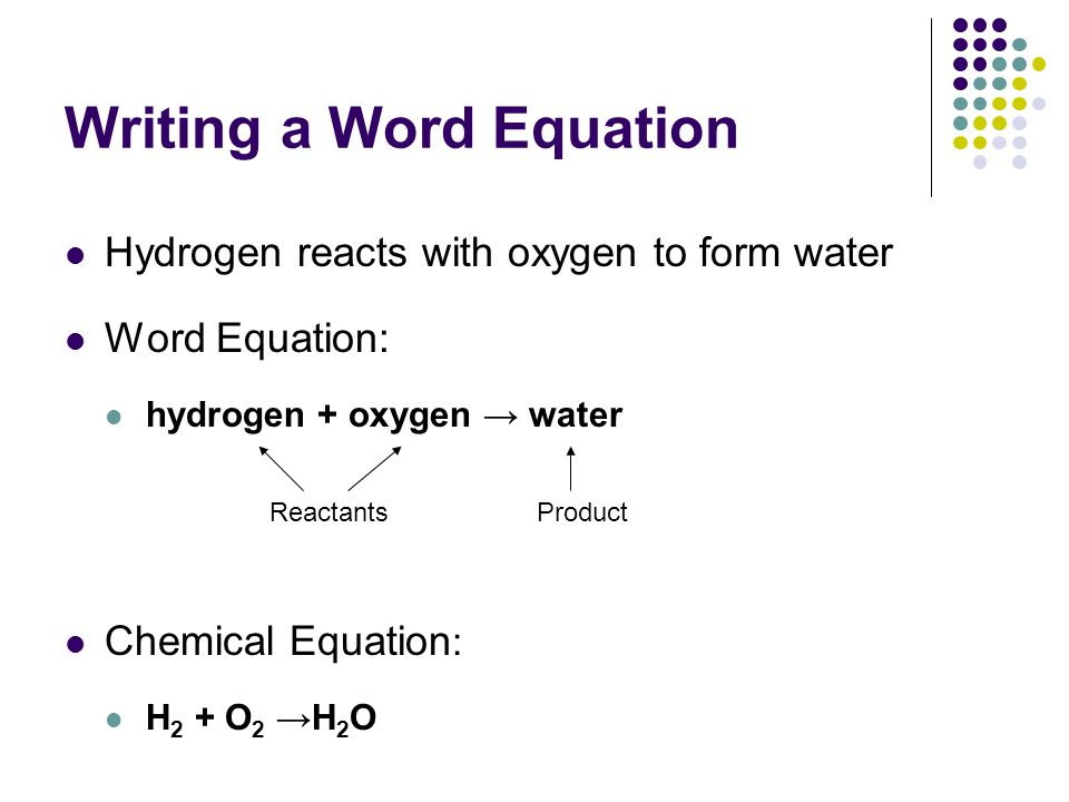 Why does combining hydrogen and oxygen typically produce water rather than hydrogen peroxide?