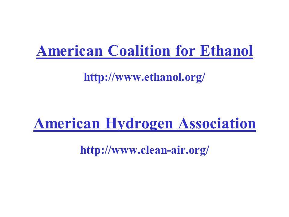 American Hydrogen Association
