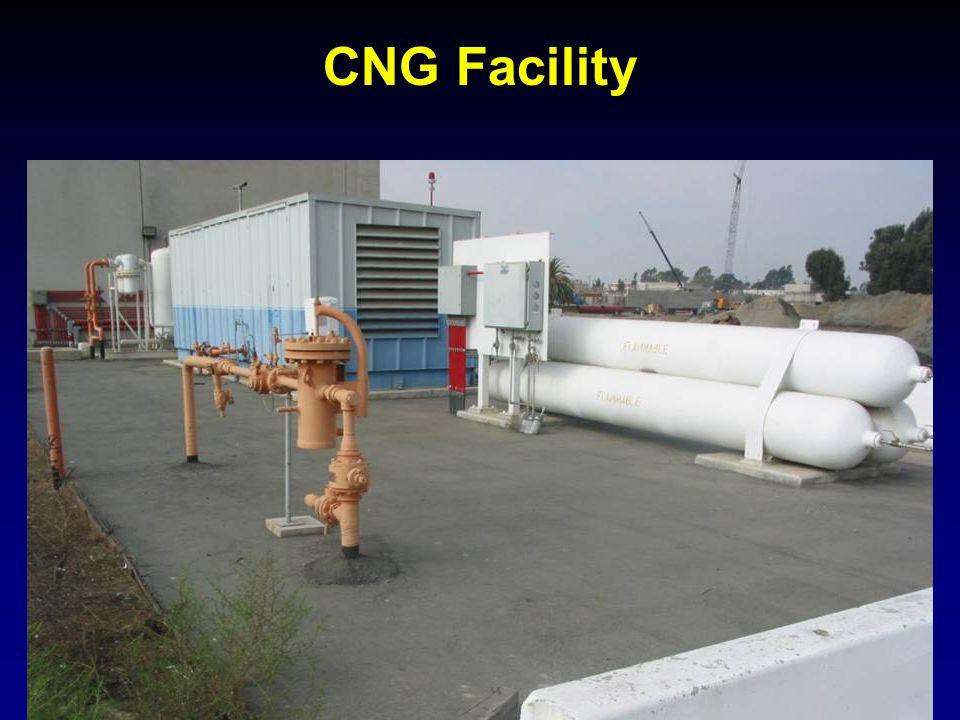 CNG Facility
