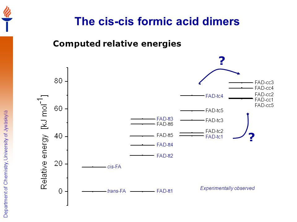 The cis-cis formic acid dimers