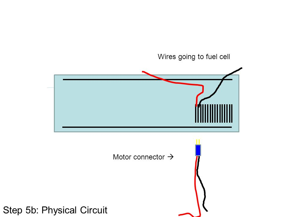 Step 5b: Physical Circuit