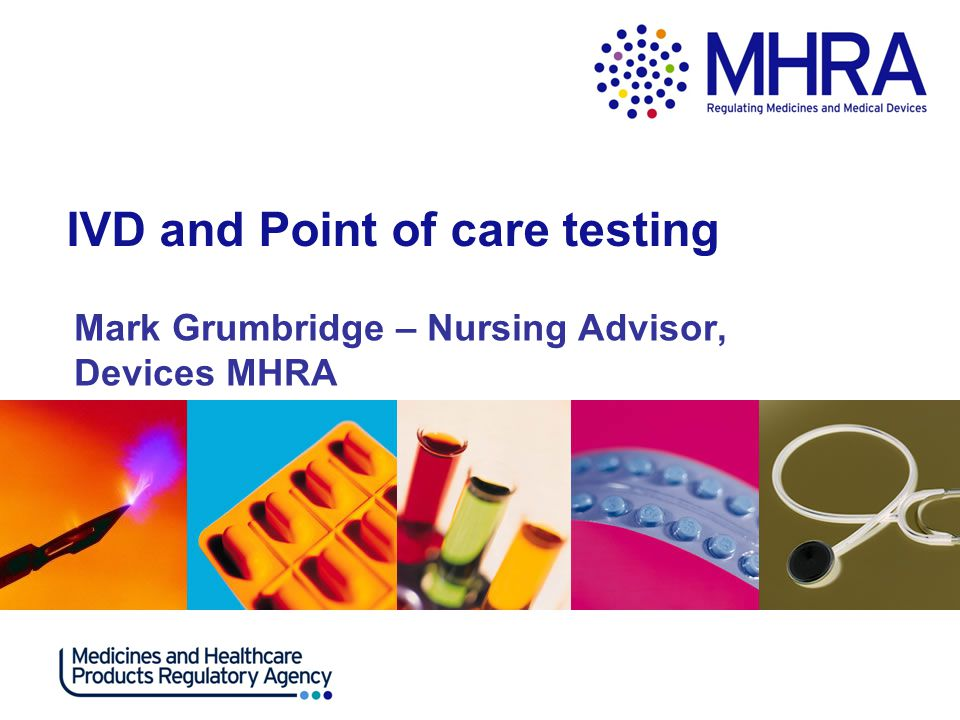 IVD and Point of care testing