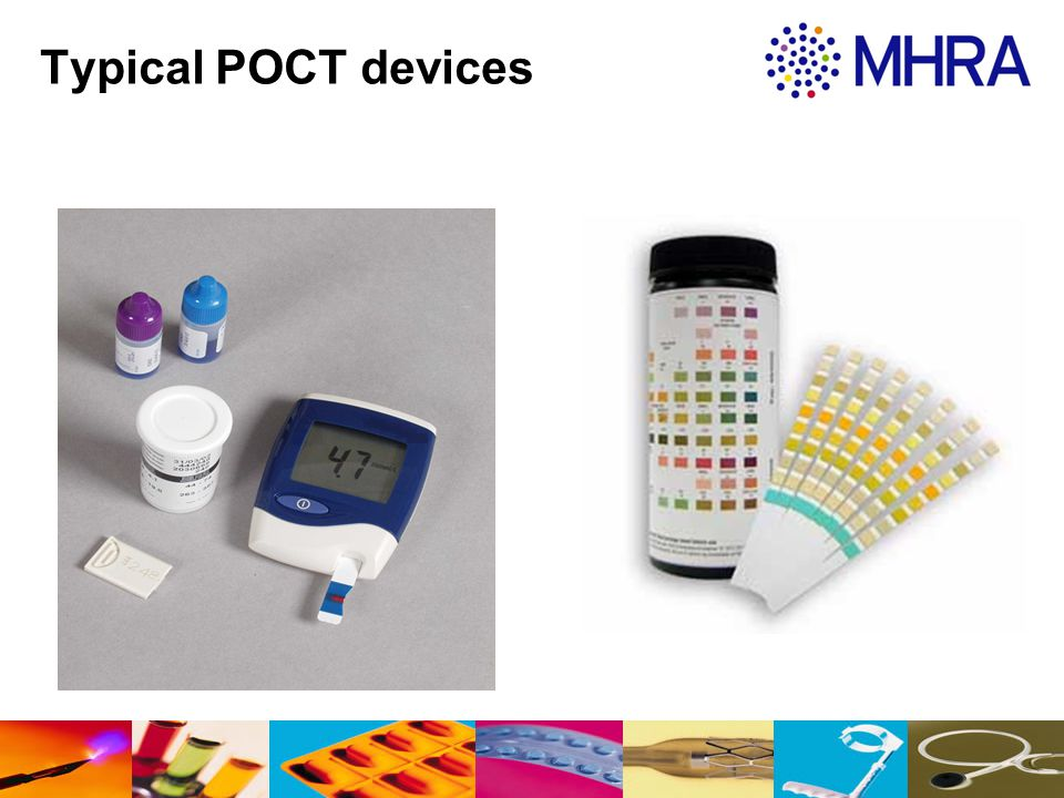 Typical POCT devices