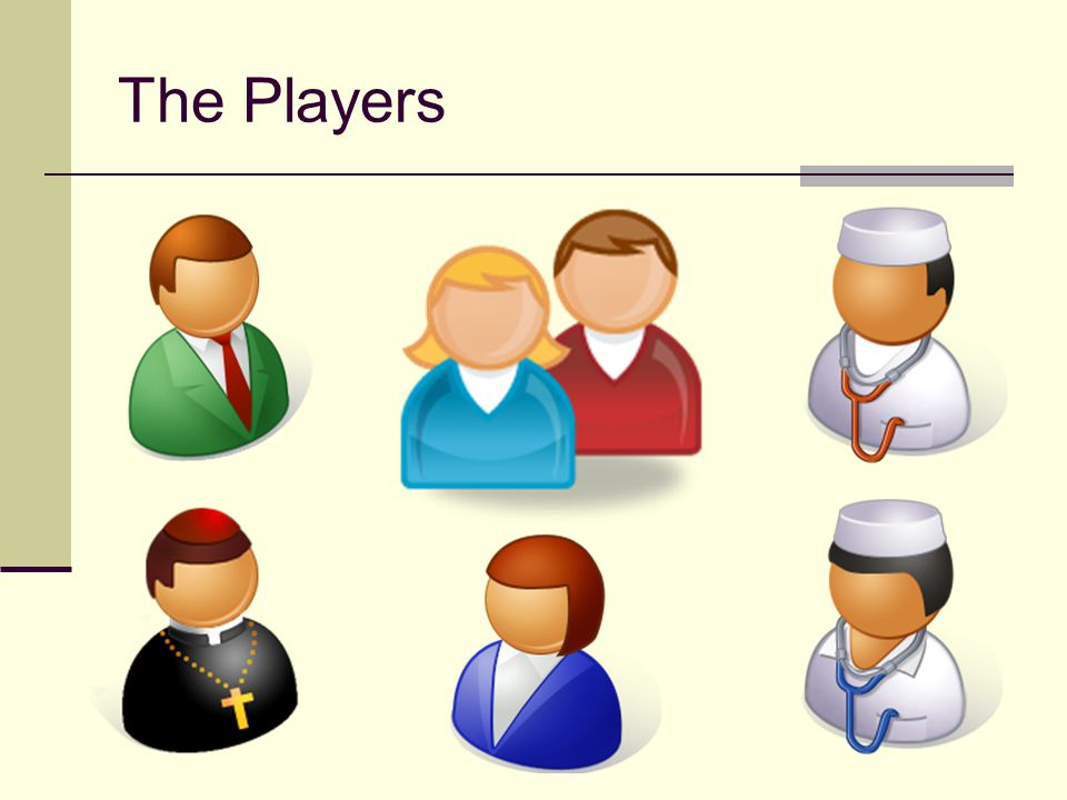 The Players