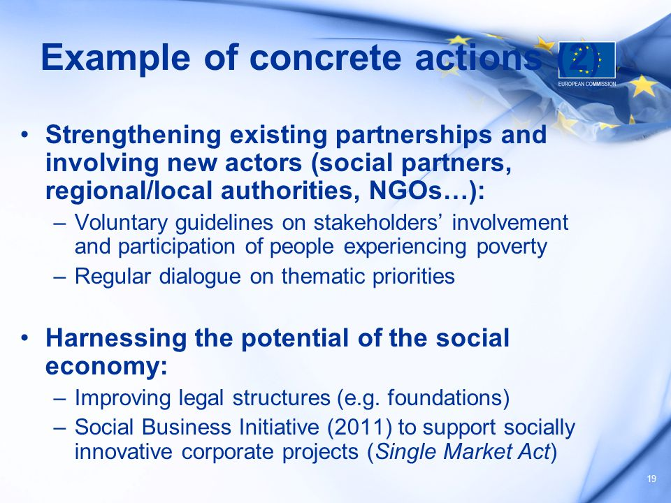 European Platform against Poverty and Social Exclusion