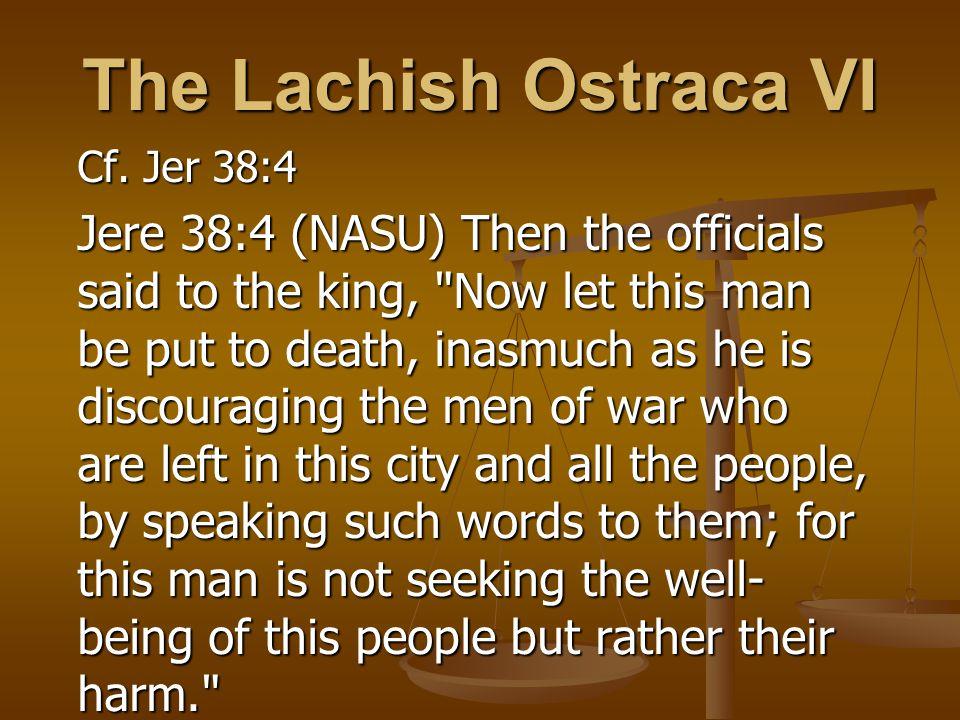 Cf. Jer 38:4