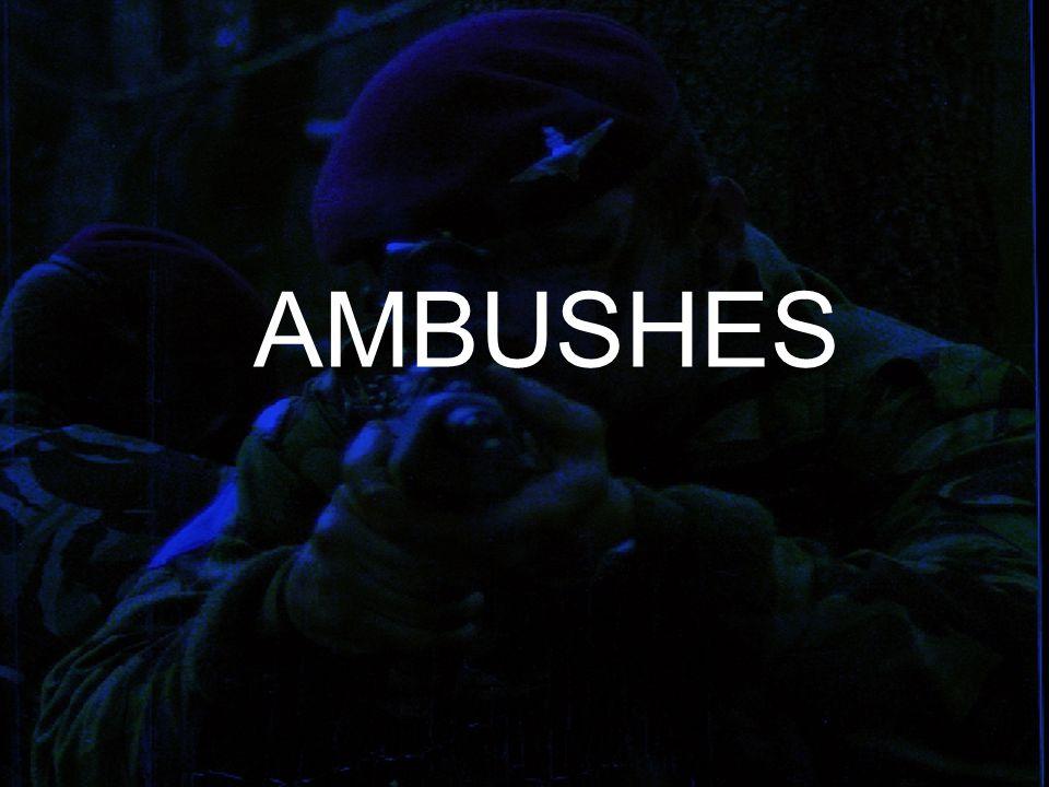 AMBUSHES