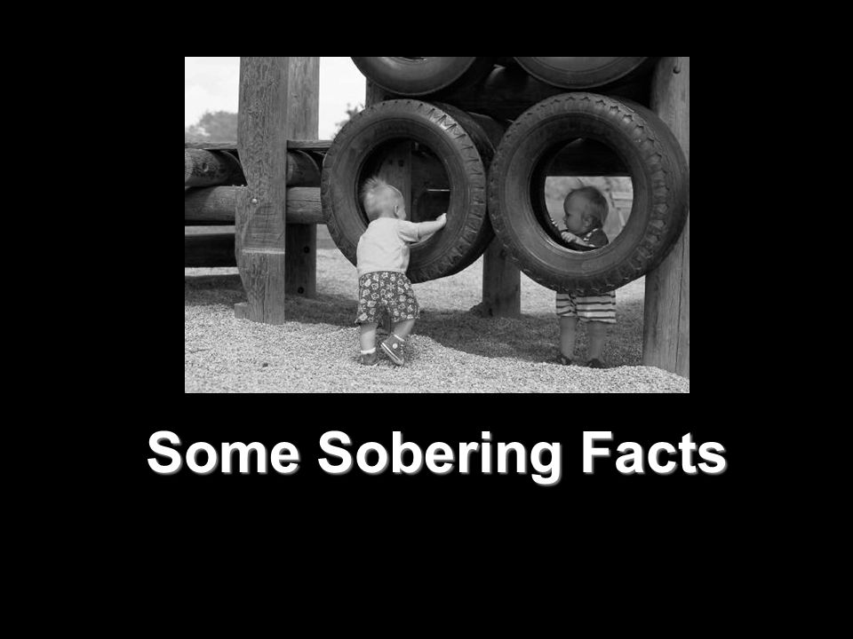 Some Sobering Facts 7