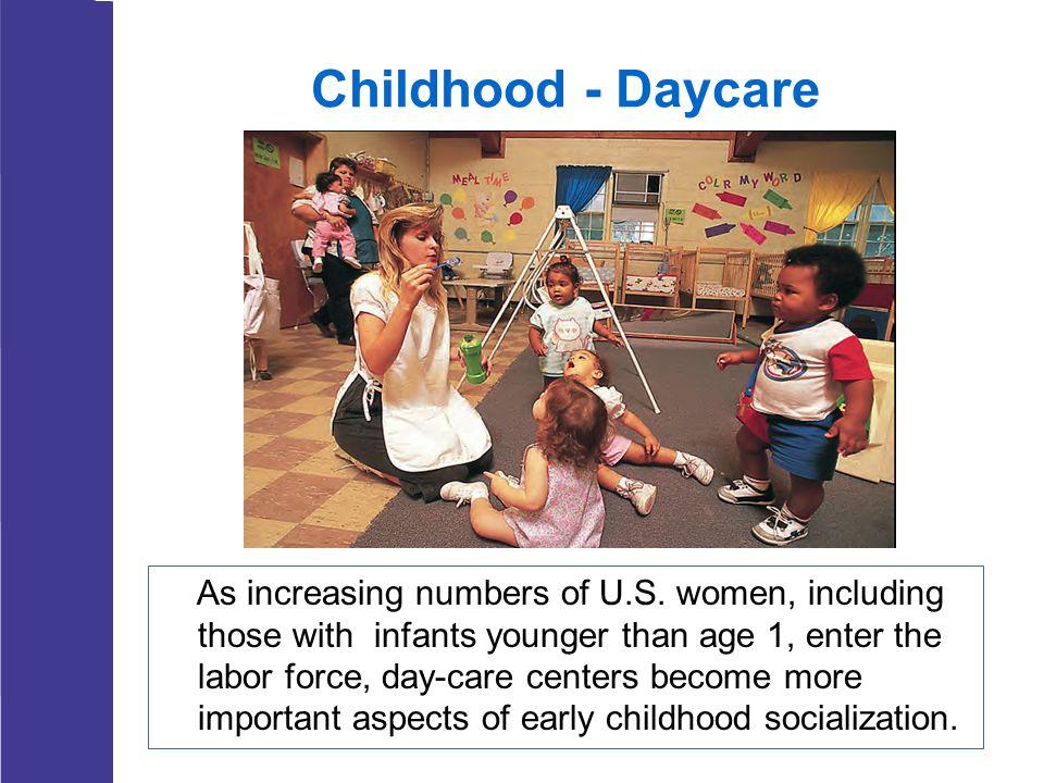 Childhood - Daycare