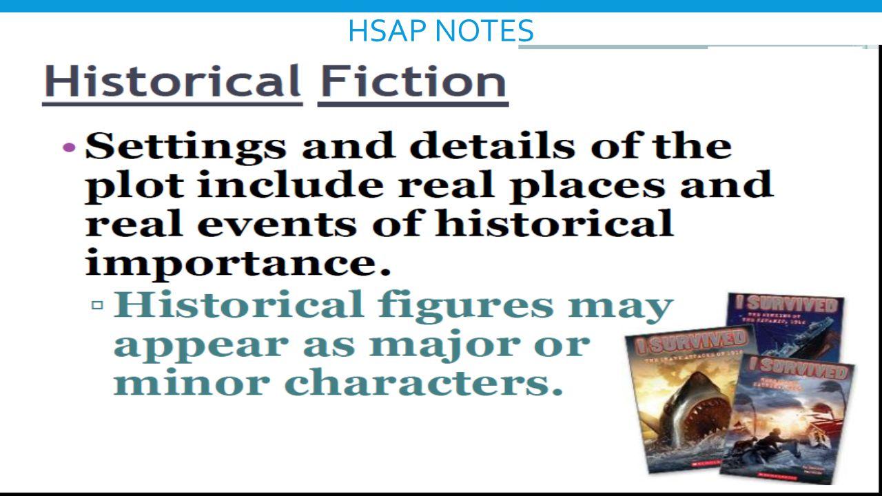 HSAP Notes