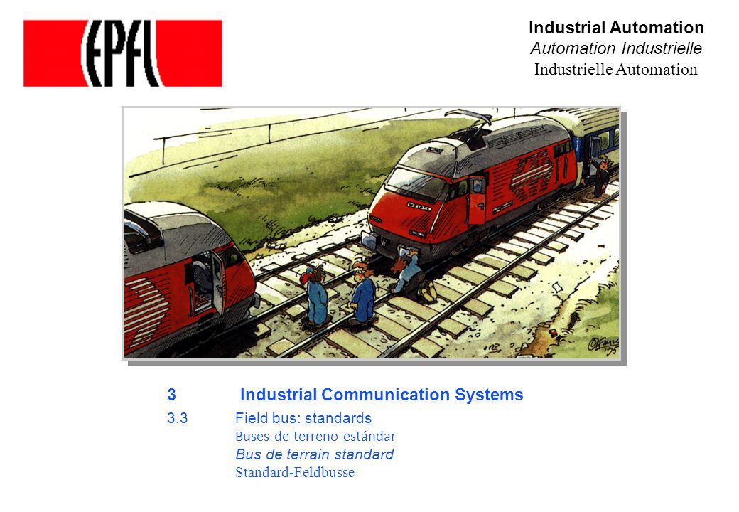 3 Industrial Communication Systems