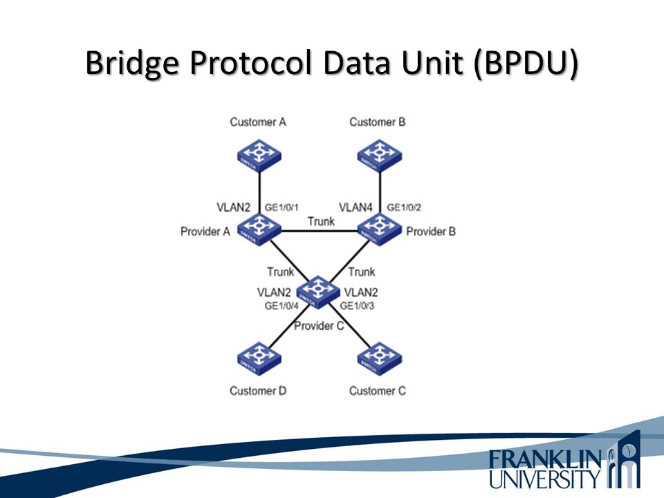 Bridge Protocol Data Unit (BPDU)