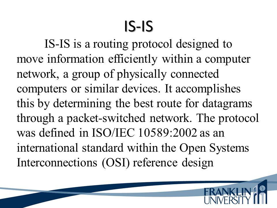 IS-IS