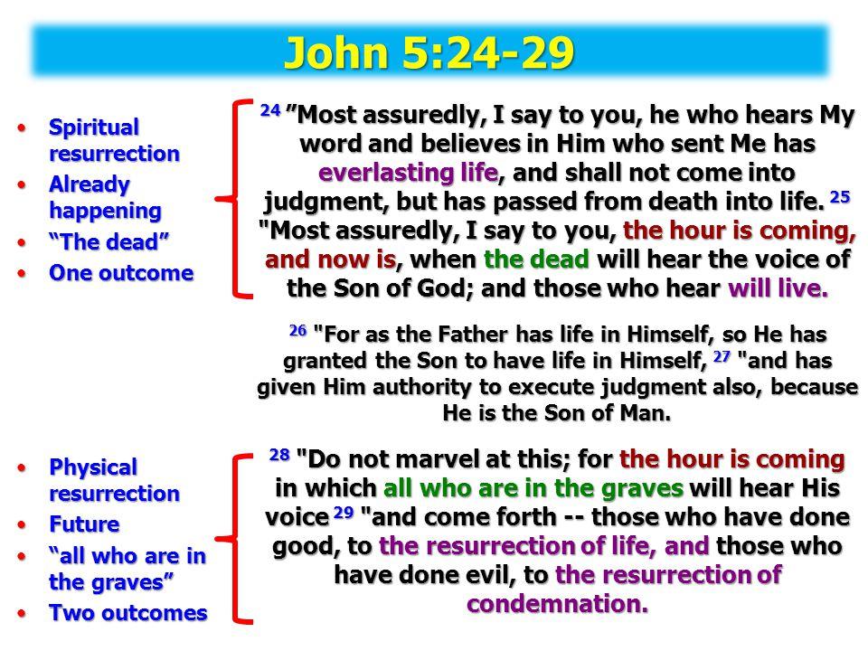 John 5:24-29