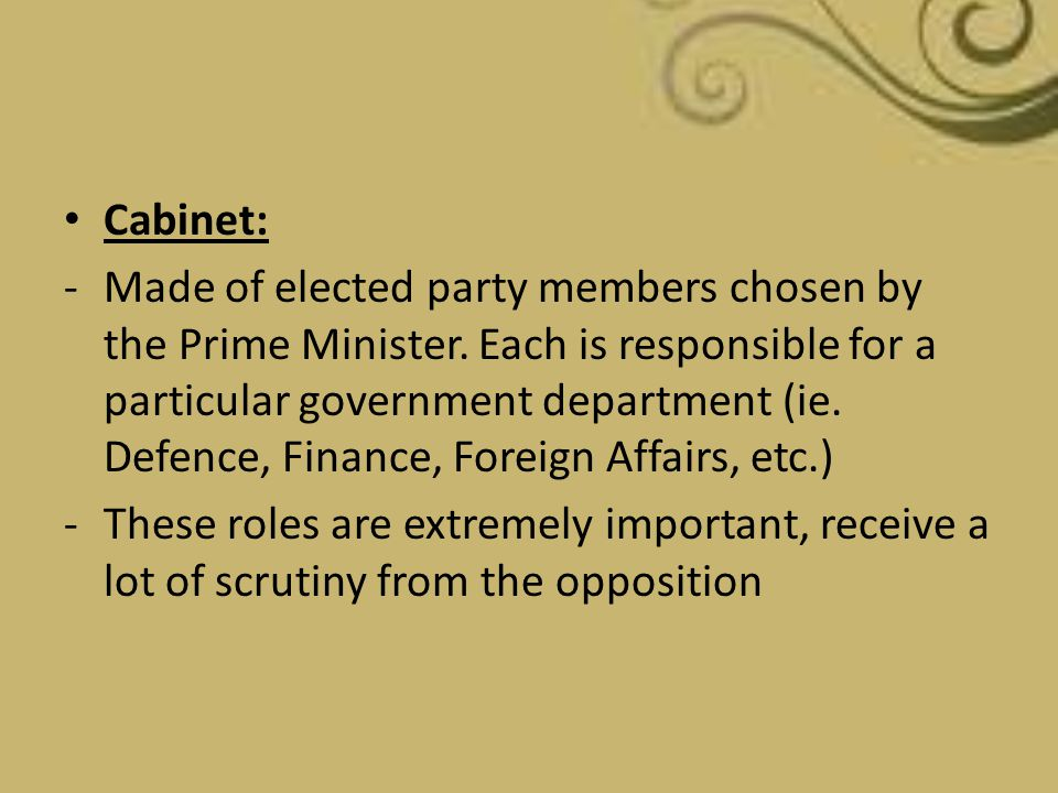 Cabinet: