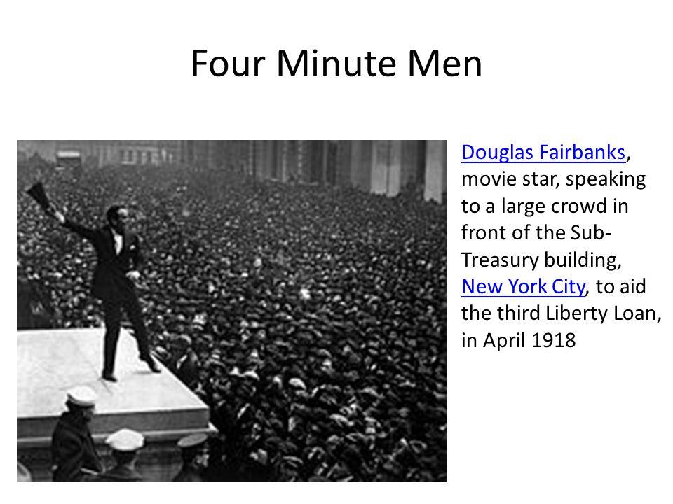 Four Minute Men