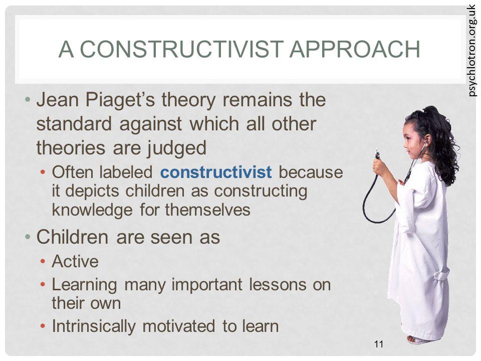 A Constructivist Approach