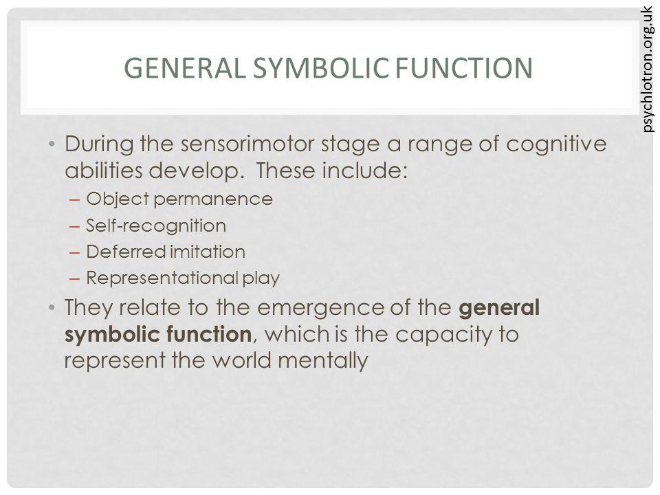 General Symbolic Function
